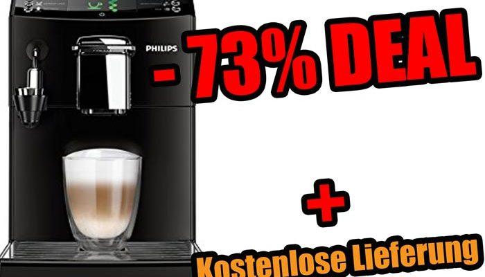 Philips-Kaffeevollautomat
