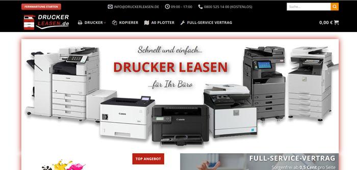 A3-Drucker-leasen